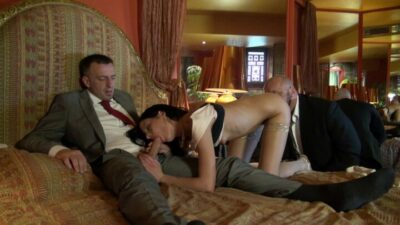 Daniella Rose – Prostitute for the first time