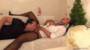 JacquieEtMichelTV – Clelie 41 Flight Attendant From Lyon FRENCH