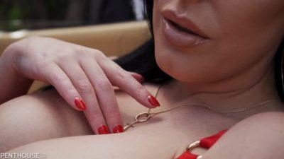 PenthouseGold – Angela White Striptease