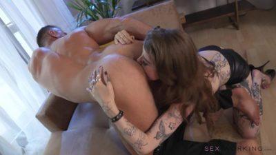 SexWorking – Eden Ivy Dominate Me With Pleasure