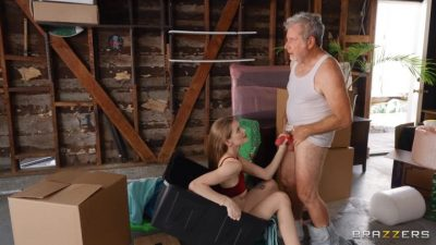 BrazzersExxtra – Erin Everheart Disgusting Old Mover But Horny Young Wife Likes It