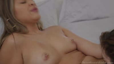 SweetheartVideo – Gizelle Blanco And Freya Parker Squirting Lesbians