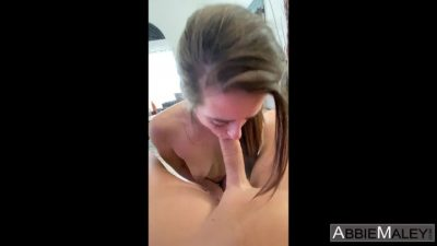 AbbieMaley – Decorate My Face Please