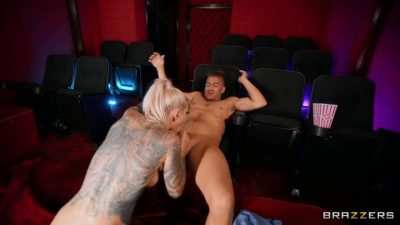 BigWetButts – Karma RX From The Big Screen To His Lap