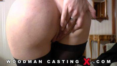 WoodmanCastingX – Morticia Submi Casting Hard